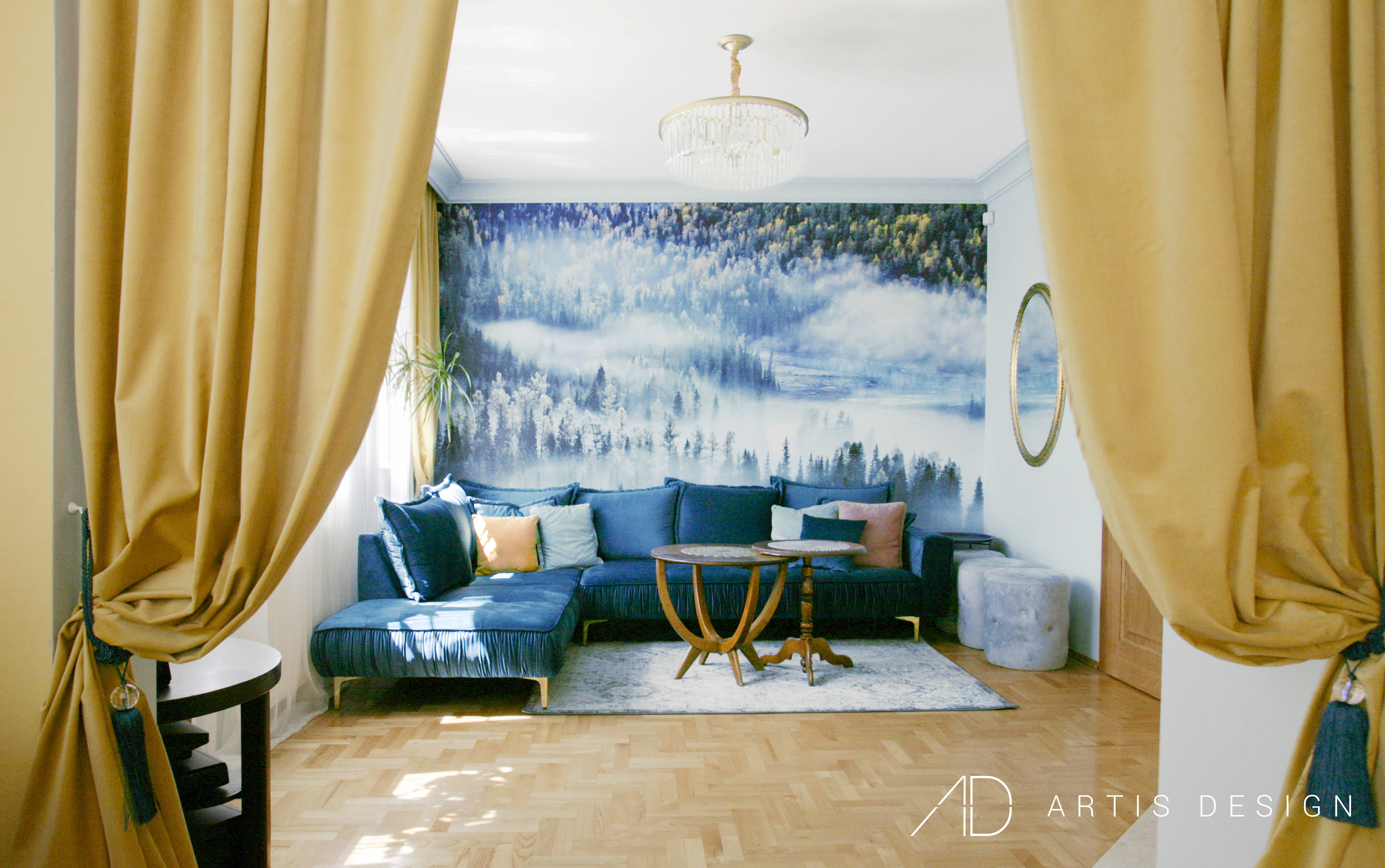 Projekt: Zaczarowana zatoka | Artis Design: Studio projektowe
