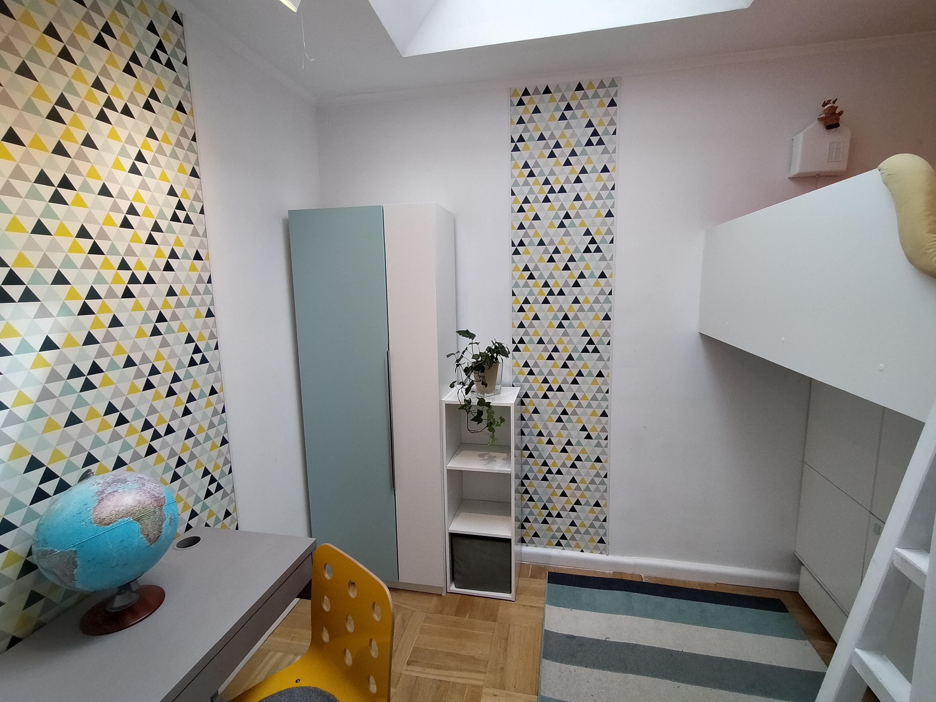Projekt: Pokój młodego podróżnika | Artis Design: Studio projektowe