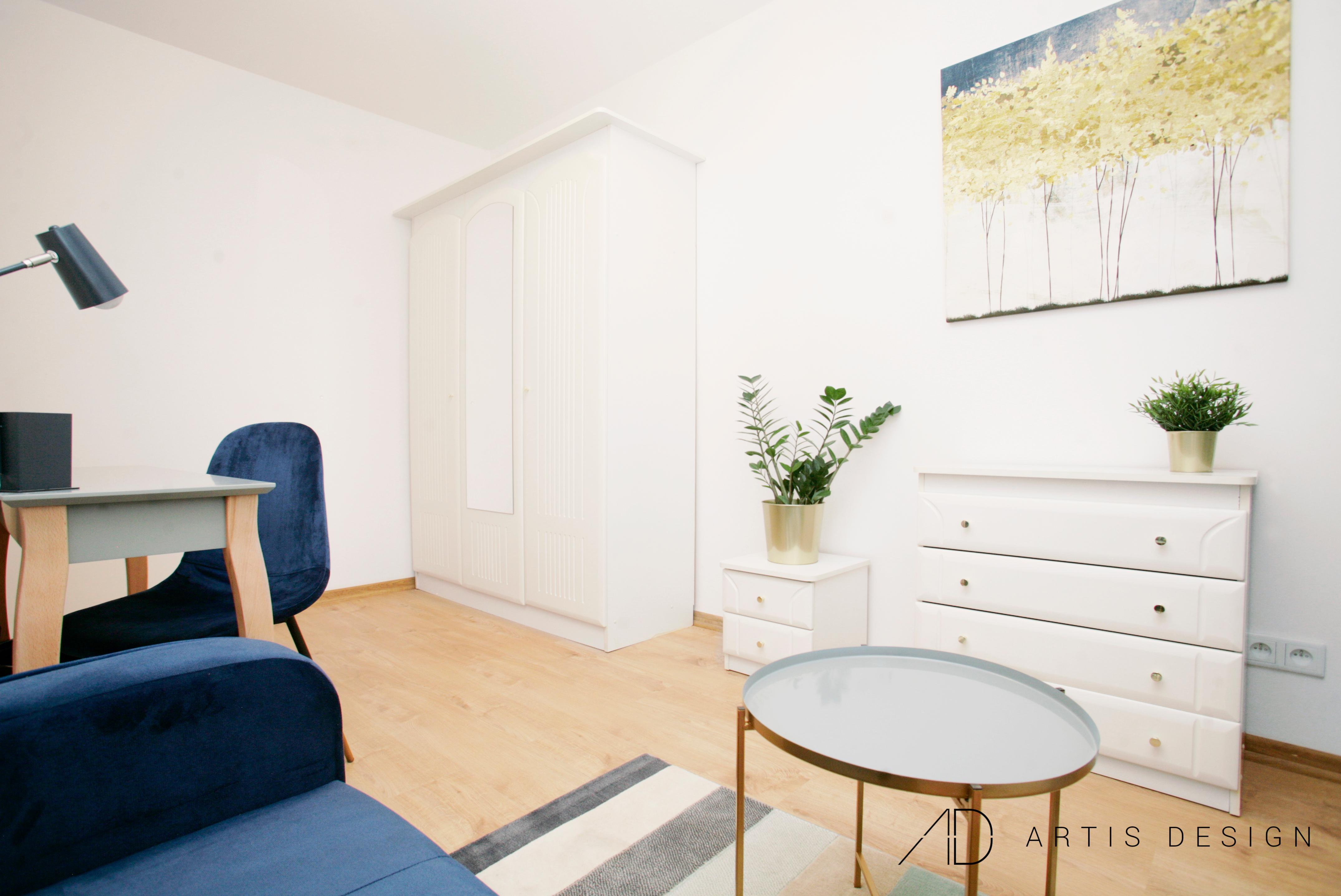 Projekt: Mieszkanie do wynajęcia w stylu eko   Artis Design: Studio projektowe